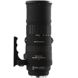 Sigma 150-500mm F5-6.3 OS (Canon) image here