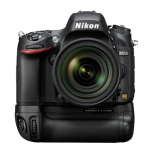 Nikon D600 (with battery grip) image here